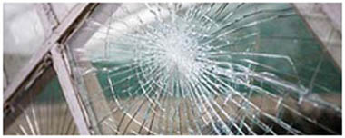 Haggerston Smashed Glass